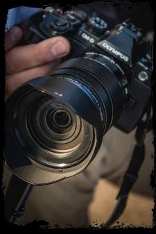 Fotospacer z Olympusem 1